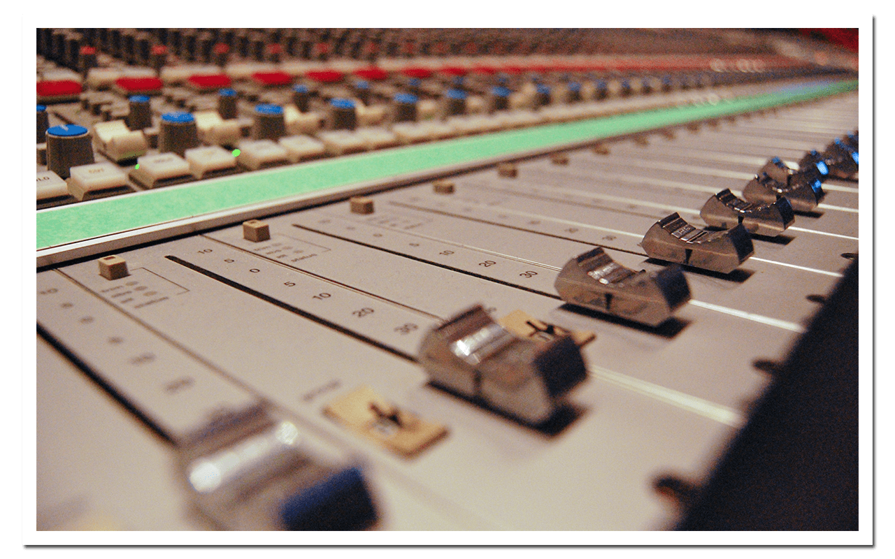 Faders Down
